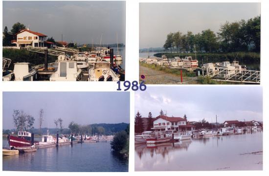 Port en 1986