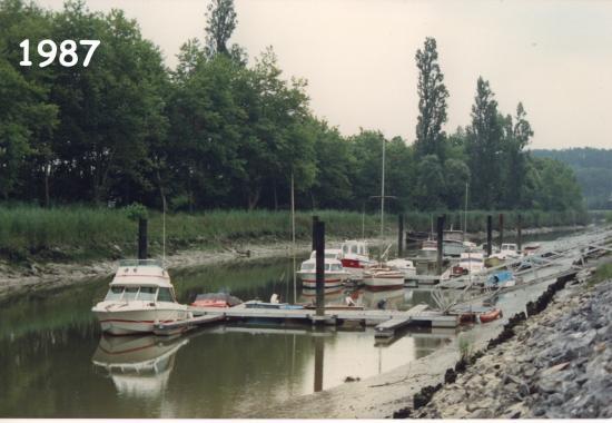 Port en 1987