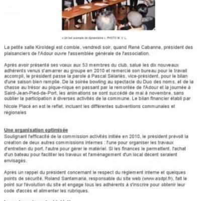 Articles Sud-Ouest
