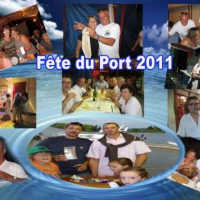 Fête du port et course au trésor 2011