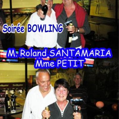 Résultats bowling 2011