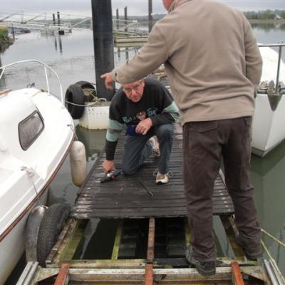 refection du ponton A 001
