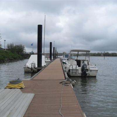 refection du ponton A 009
